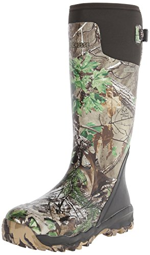 LaCrosse Men's Alphaburly Pro 18″ Hunting Boot,Realtree Xtra Green,12 M US