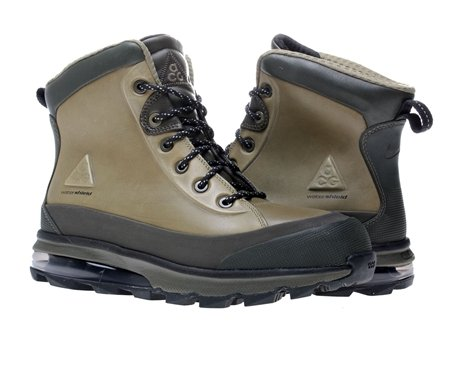 "the best attitude 37912 28e05 Nike Air Max Conquer ACG ""Watershield"" Mens Boot 472493-201 Sable Green 8 M  US"