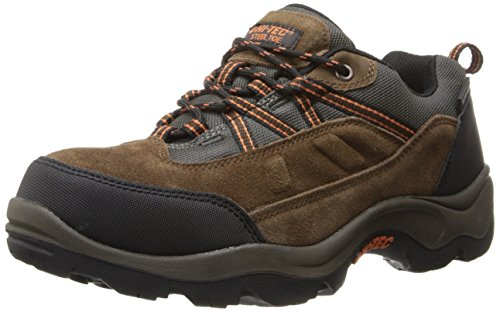 Hi-Tec Men's Bandera Pro Low ST Work Boot,Chocolate,11 M US