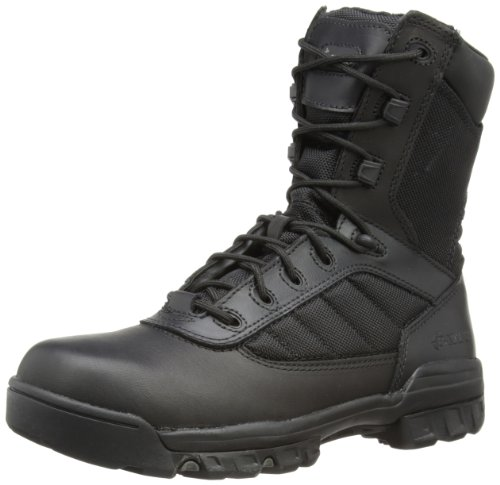 Bates Men's 8 Inches Tactical Sport Work Boot,Black,7.5 EW US