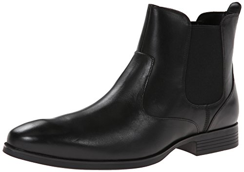 Cole Haan Men's Copley Chelsea Boot, Black, 9.5 M US
