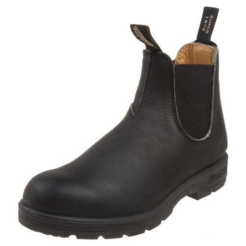 Blundstone Men's Bl558 Pull-On Boot,Black,10.5 AU (US Men's 11.5 M)