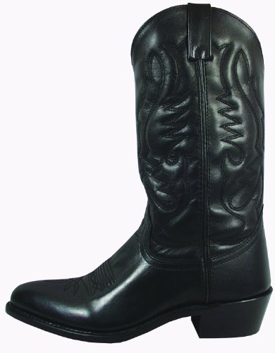 Men's Denver Leather Western Boot 11.5D