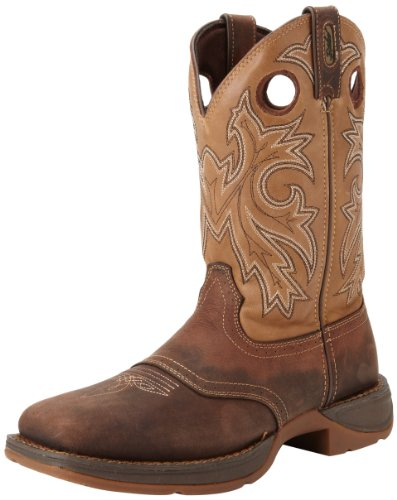Durango Men's Rebel DB4442 Western Boot,Brown/Tan,14 W US
