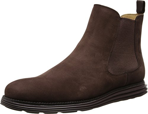 Cole Haan Men's Lunargrand Chelsea T Moro Boot 9.5 W – Wide