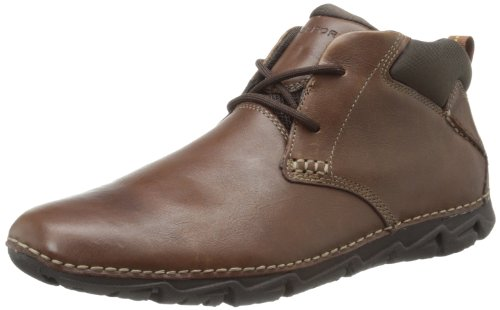 Rockport Men's RocSports Lite 2 Chukka Boot,Brown,10.5 M US