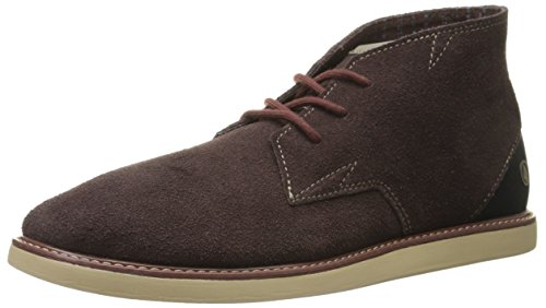 Volcom Men's Del Mesa Chukka Boot, Vintage Brown, 10.5 M US