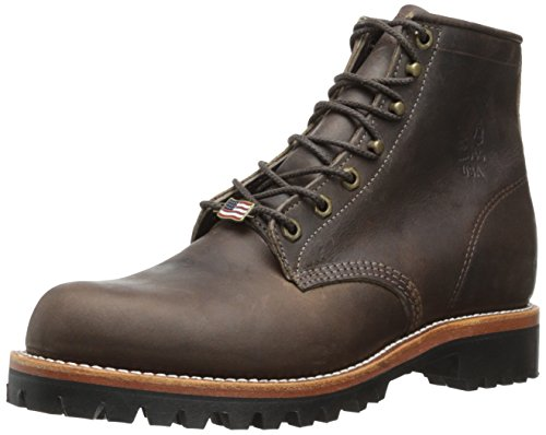 Chippewa Men's 6 Inch Sorrel Crazy Horse Rugged Boot,Brown,11.5 D US