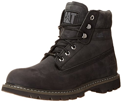 Caterpillar Men's Watershed WP Chukka Boot, Black, 9 M US