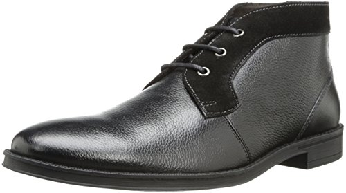 Stacy Adams Men's Cagney Chukka Boot,Black,15 M US
