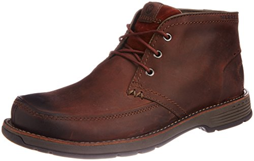 Merrell Men's Realm Chukka Boot,Cinnamon,13 M US