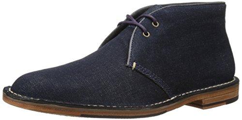 Cole Haan Men's Grover Chukka Boot, Denim, 11.5 M US