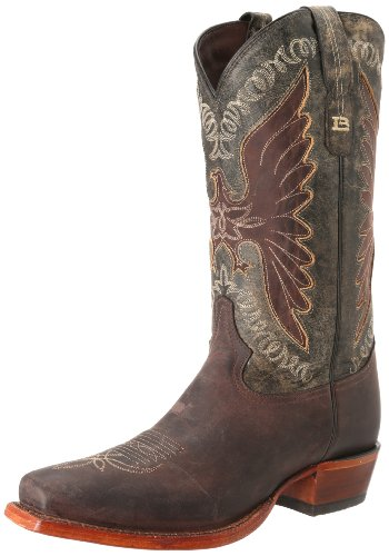 Tony Lama Boots Men's Century 6064 Western Boot,Chocolate,13 EE US