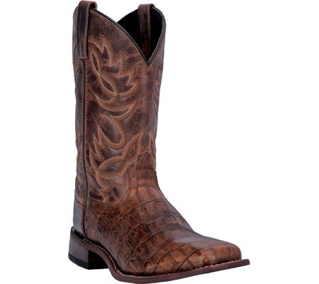 Laredo Men's Tailgator Cowboy Brown Fashion Boot 9 D