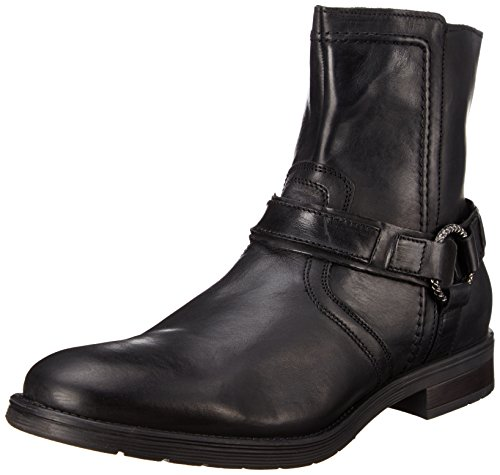 GBX Men's Brindle Boot,Black,10 M US