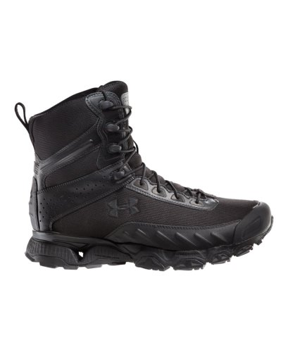 Under Armour Men's UA Valsetz 7″ Tactical Boots 12.5 Black