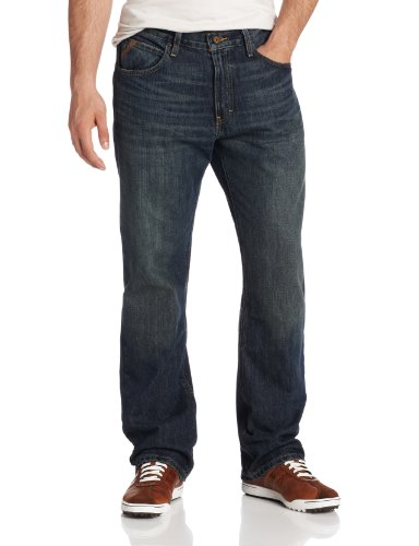 Ariat Men's M2 Relaxed Fit Jean, Swagger, 32×32