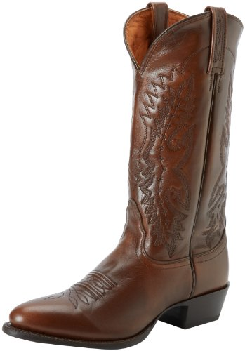 Nocona Boots Men's NB2007 13 Inch Boot,Antique Tan,12 EE US