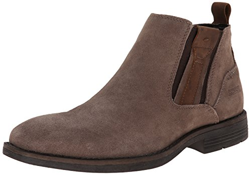 Kenneth Cole Reaction Men's Be A Wear SU Chelsea Boot, Taupe, 11 M US