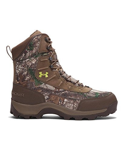 Under Armour Men's UA Brow Tine Hunting Boots – 800g 10.5 REALTREE AP-XTRA