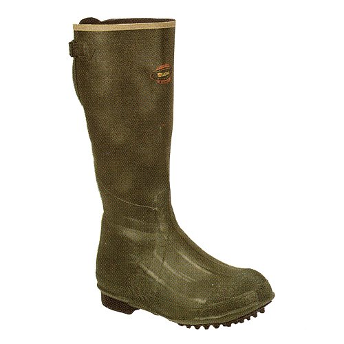 LaCrosse Men's 18″ Burly Air Grip Hunting Boot,Olive Drab Green,12 M US