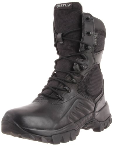 Bates Men's Delta Gore-Tex 9 Inch ICS Waterproof Boot, Black, 13 W US