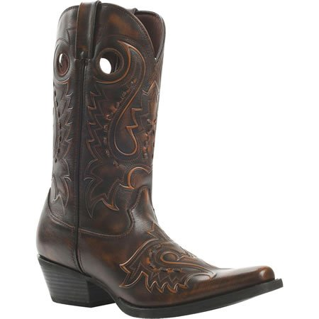 Durango Men's 12″ Gambler Jack French Toe Western Boot-DB5433 (M11.5)