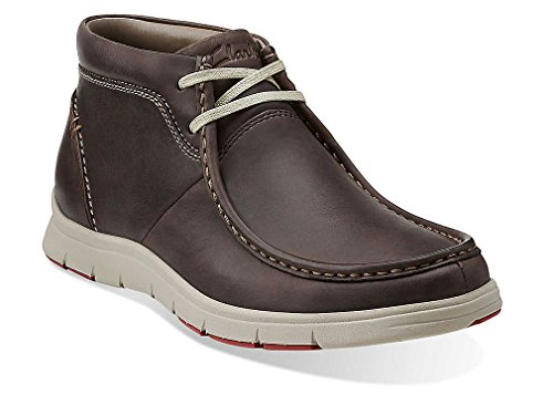Clarks Men's Milloy Mid Boot,Brown,10 M