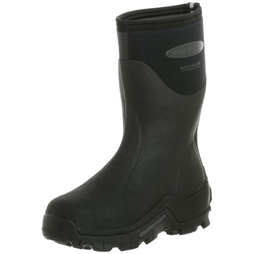The Original MuckBoots MuckMaster Mid Boot,Black,14 M US Mens/15 M US Womens