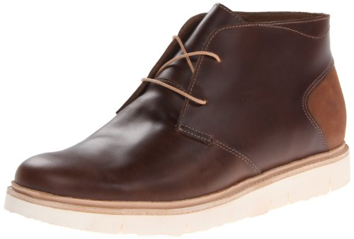 TSUBO Men's Halian Chukka Boot,Bourbon,11 M US