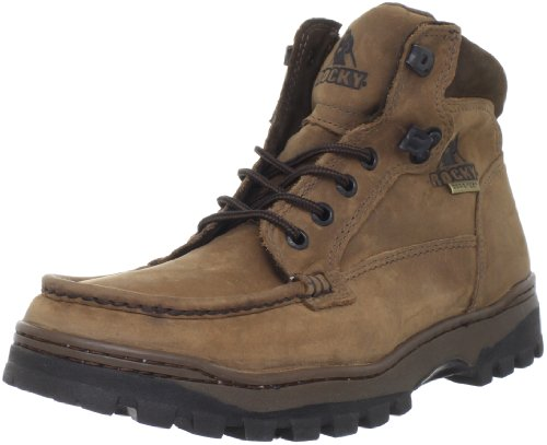 Rocky Men's Outback Hunting Boot,Brown,10.5 W US
