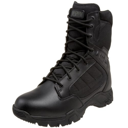 Magnum Men's Response II  8″ Boot,Black,9.5 M US