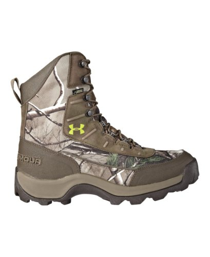 Under Armour Men's UA Brow Tine Hunting Boots 14 REALTREE AP-XTRA