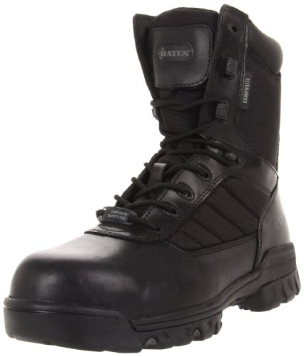 Bates Men's Ulta-lites 8 Inches Tactical Sport Comp Toe Work Boot,Black,11 EW US