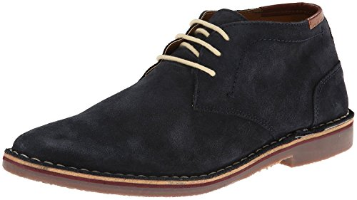 Kenneth Cole REACTION Men's Desert Sun SU Chukka Boot,Navy,9.5 M US