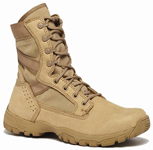 Men's Tactical Research Desert Tan Flyweight Boots – 14M