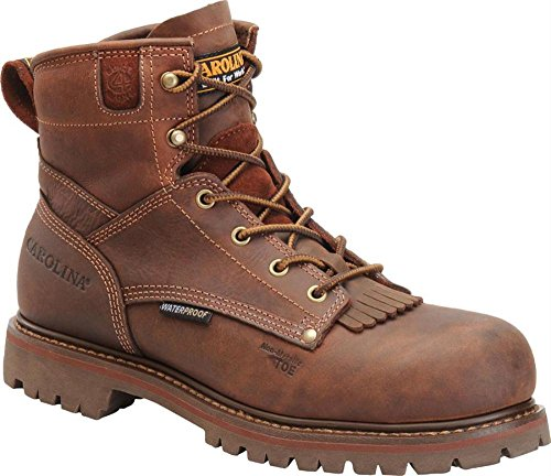 Carolina – Mens – 6 Inch Waterproof Comp. Toe
