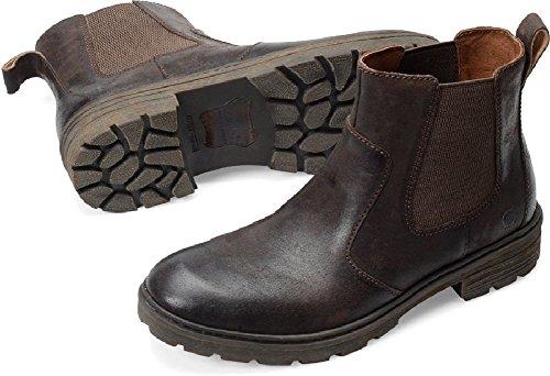 BORN Men's Irving Chelsea Boot (Castagno 11.0 M)