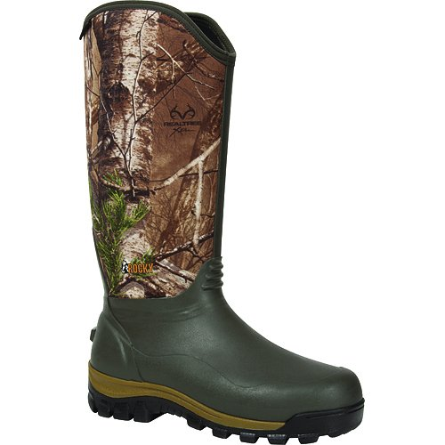 Rocky Core Neoprene 1000g Insulated Boot, APX, 12