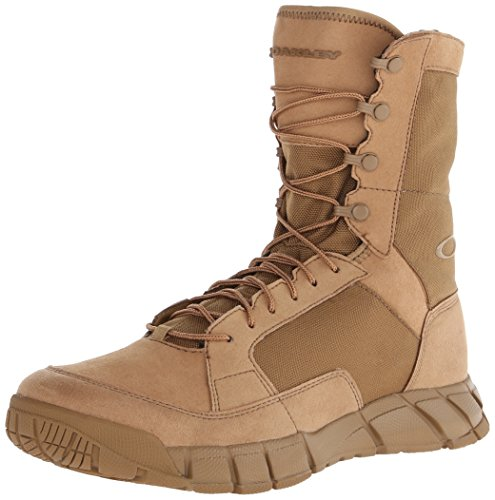 Oakley Men's Light Assault Military Boot, Coyote, 11 M US