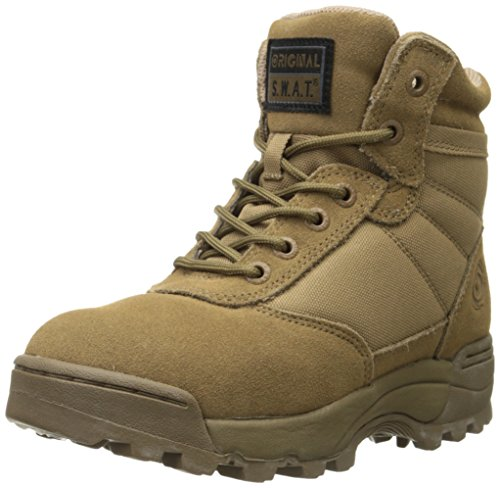 Original S.W.A.T. Men's Classic 6 Inch Tactical Boot, Coyote, 9 D US