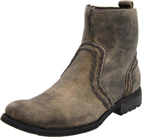 Bed Stu Men's Revolution Boot,Black,11.5 M US