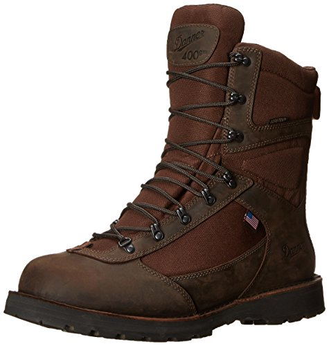Danner Men S East Ridge 8 Inch Br 400g Hiking Boot Brown 8