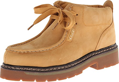Lugz Men's Strut   Boot,Wheat/Gum,9 D US