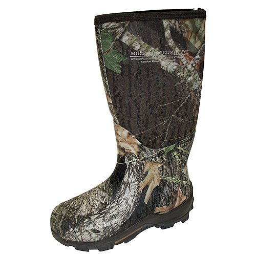 The Original MuckBoots Adult Woody Elite Boot,Mossy Oak Break-Up,14 M US Mens/15 M US Womens