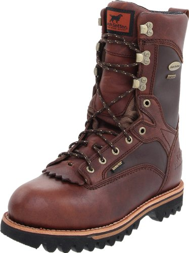 Irish Setter Men's 882 Elk Tracker WP 600 Gram 12″ Big Game Boot,Brown,9.5 EE US