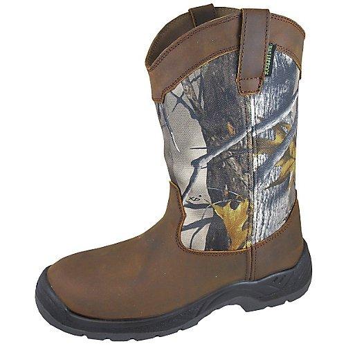 Smoky Mtn Mens Brushfield Wtrprf Boots 7.5EE