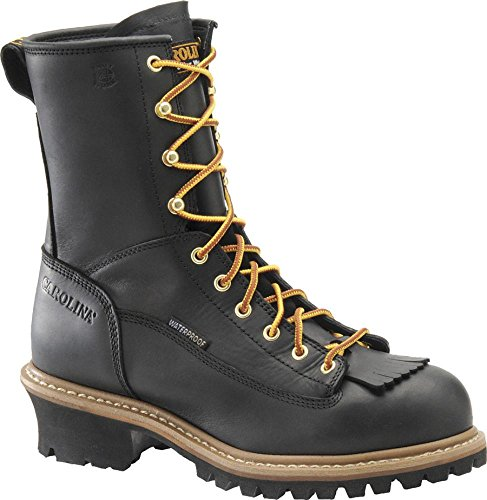 Carolina – Mens – 8 Inch ST Lace to Toe Logger