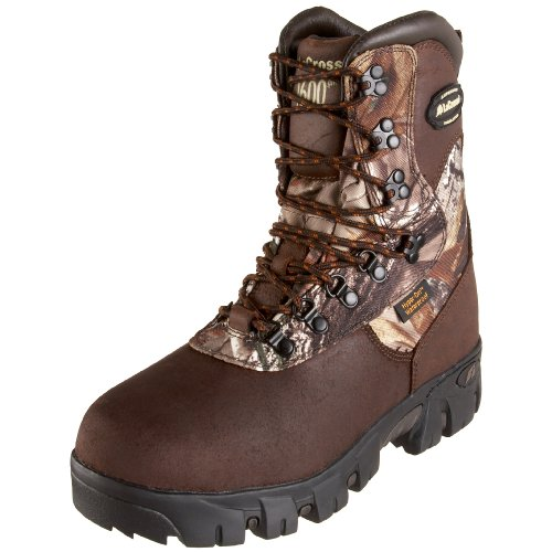 LaCrosse Men's 10″ Game Country Hunting Boot,Realtree AP HD,12 M US