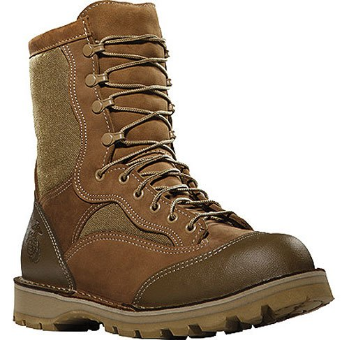 Danner Mens USMC RAT Mojave Steel Toe Duty Boots 15610X – 11.5W